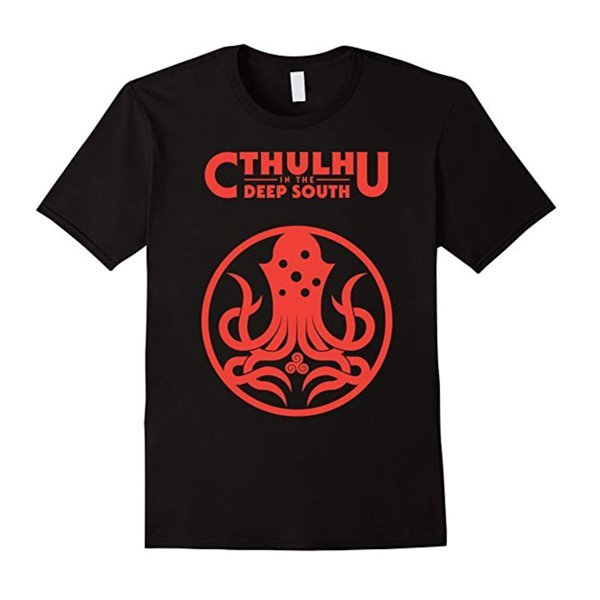 Design for Cthulhu In The Deep South Shirt