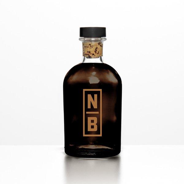 Nuts + Bolts Crew Brew Bottle Mockup