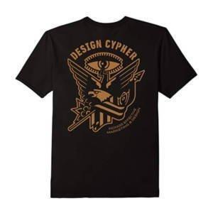 Where Eagles Dare Tshirt Back Image