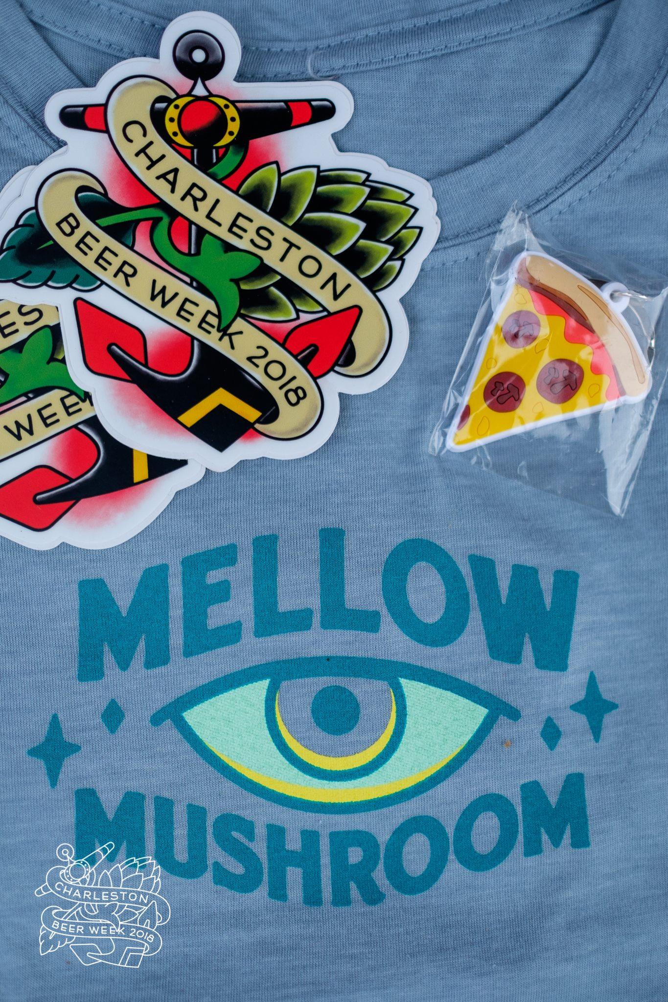Mellow Mushroom supports 2018 Charleston Beer Week