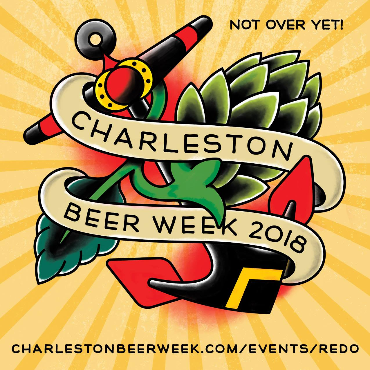 2018 Charleston Beer Week Redo Graphic From Storm