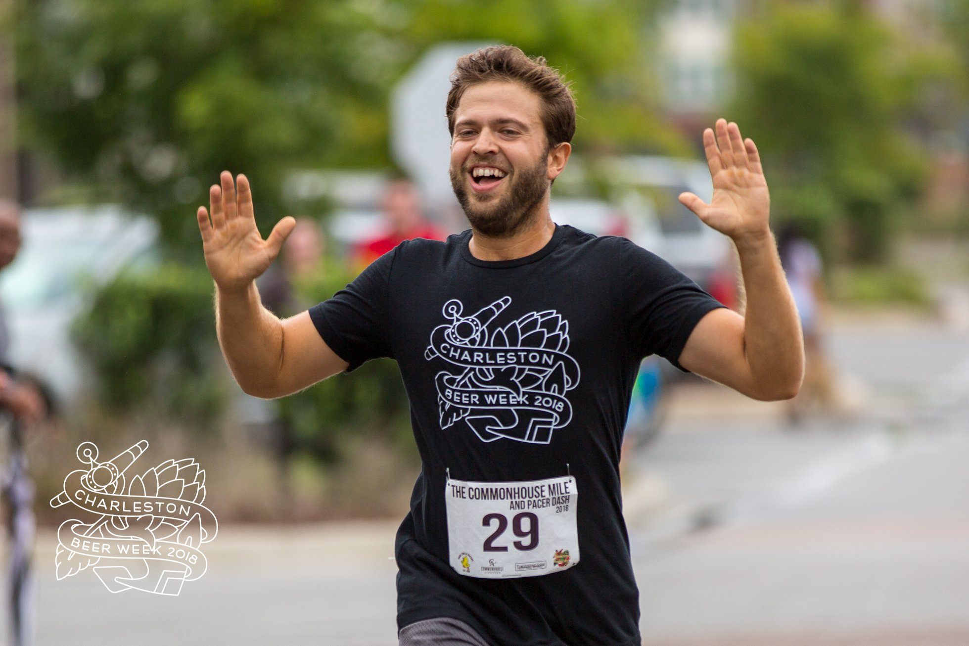 2018 Charleston Beer Week Commonhouse Mile and Pacer Dash Run